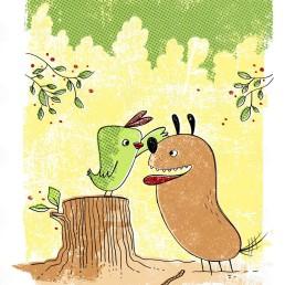 corndog-and-pickle