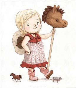 pony-girl