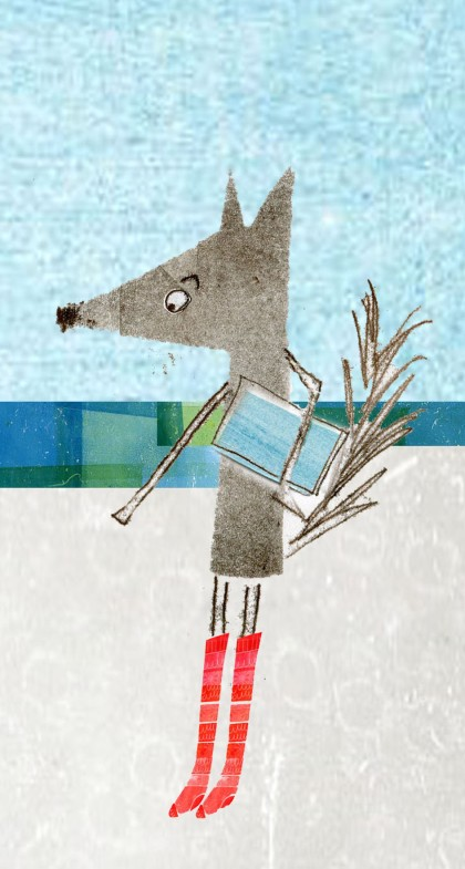 wolf-with-a-book
