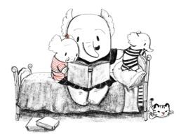 maggie_reading