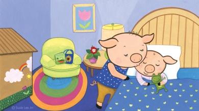 susie_lee_jin_piggy_bedtime