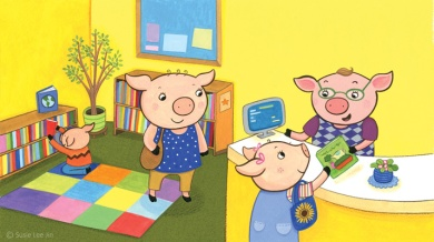 susie_lee_jin_piggy_library