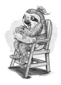 lifeguard_sloth