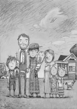 little preacher family