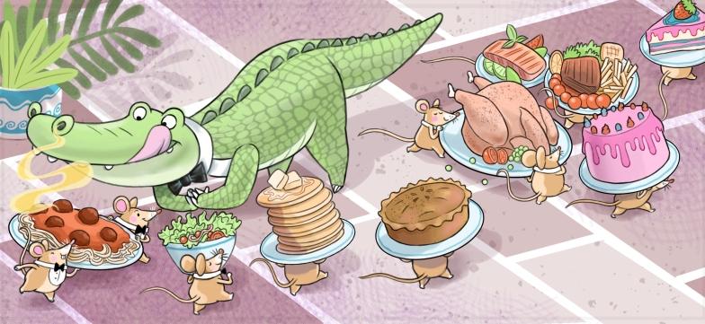 alligatorwaiter_sketch food v7 no text