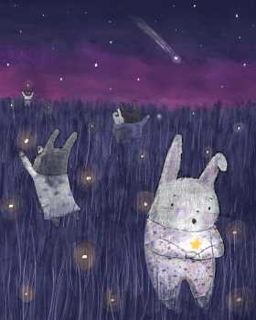appert-bunny-fireflies