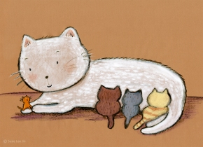 susie_lee_jin_mommy_cat
