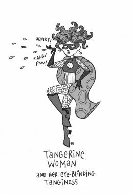 TangerineWoman